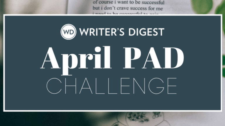 2020 April PAD Challenge: Day 20