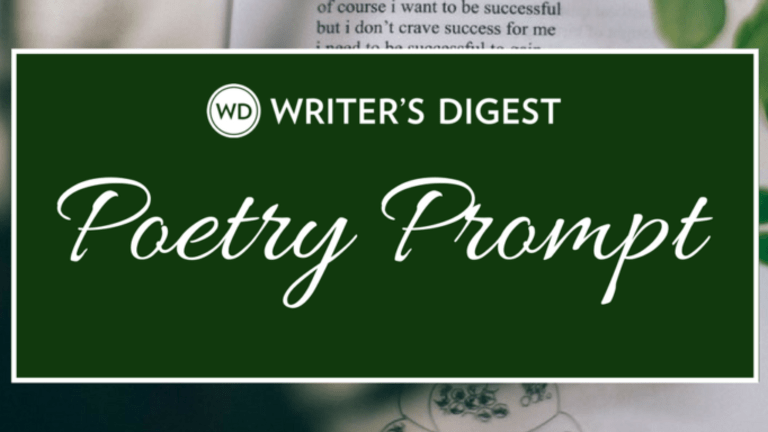 Wednesday Poetry Prompts: 521