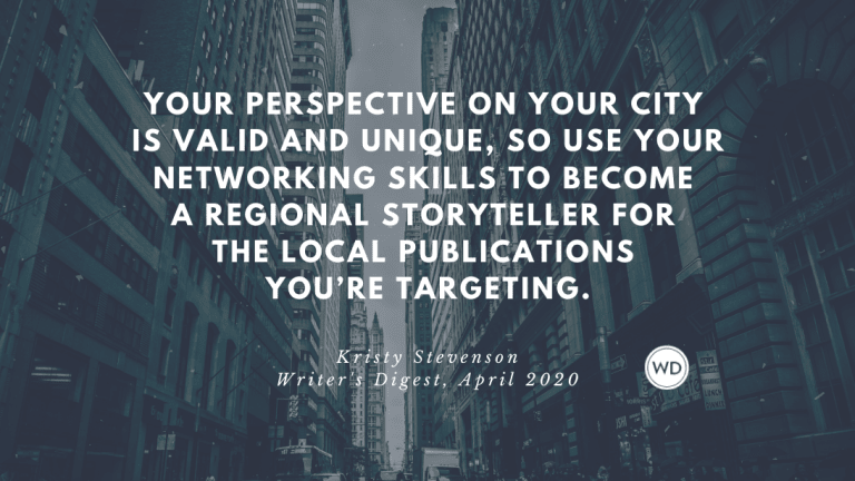 8 Freelancing Writing Tips for Regional Publications