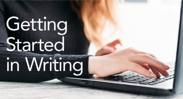 getting started in writing - 25 Publishing FAQs for Writers