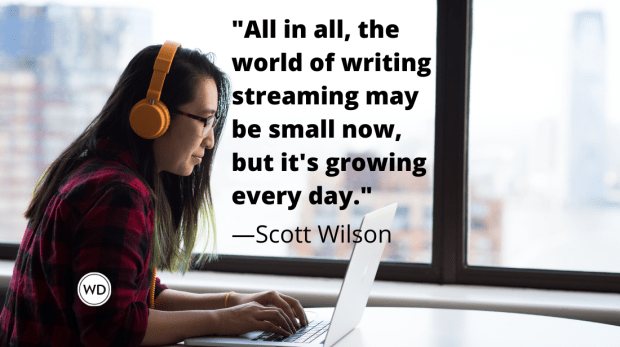 writing streaming types of writing streams scott wilson - The World of Writing Streaming: An Introduction to the 4 Sorts of Writing Streams