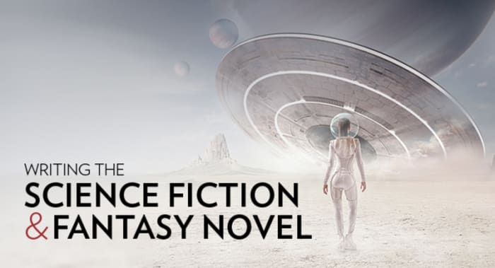 Write the science fiction and fantasy novel