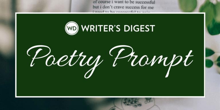 Wednesday Poetry Prompts: 586