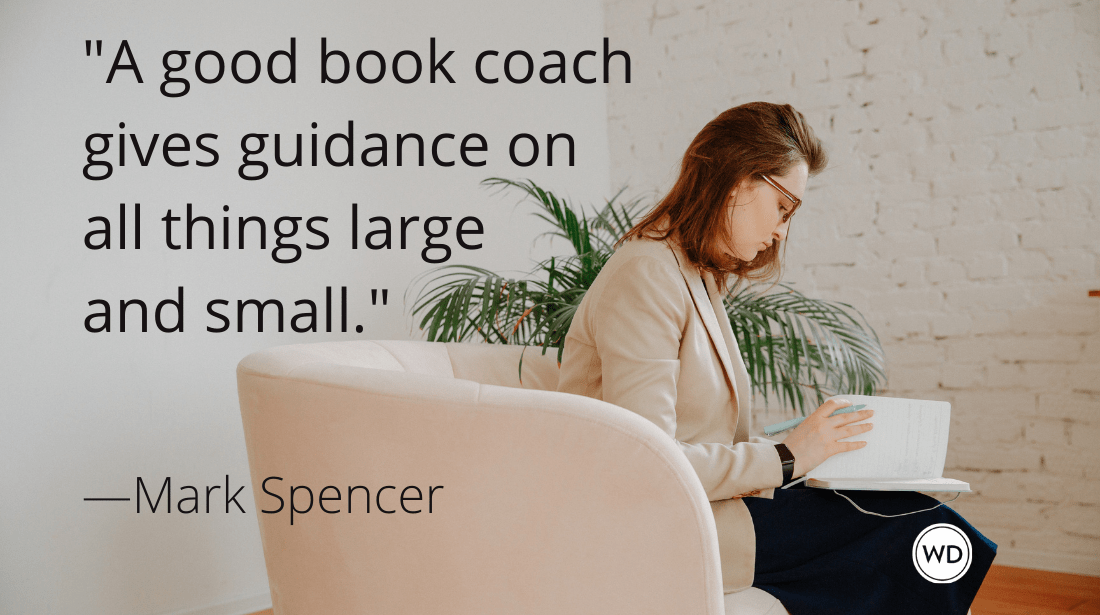 The Benefits of Having a Book Coach for Writers