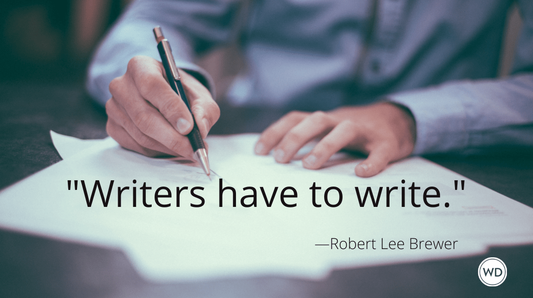 Writing Mistakes Writers Make: Collecting Advice (but Never Writing)