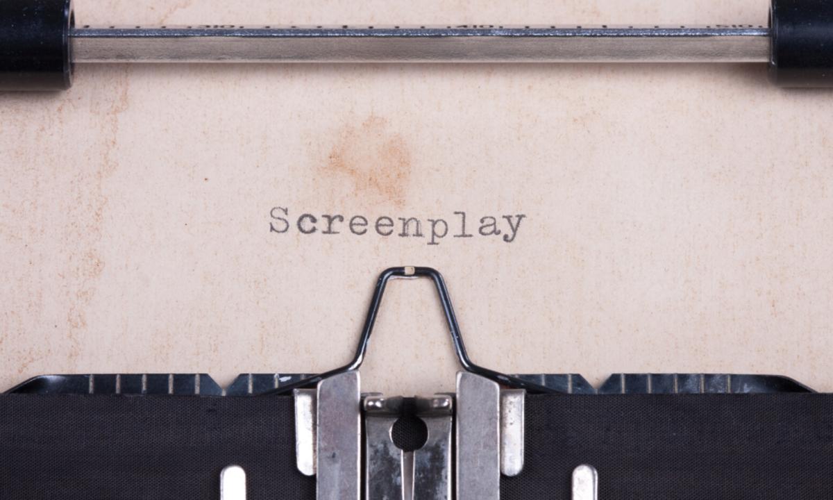 screenplay format sluglines wd