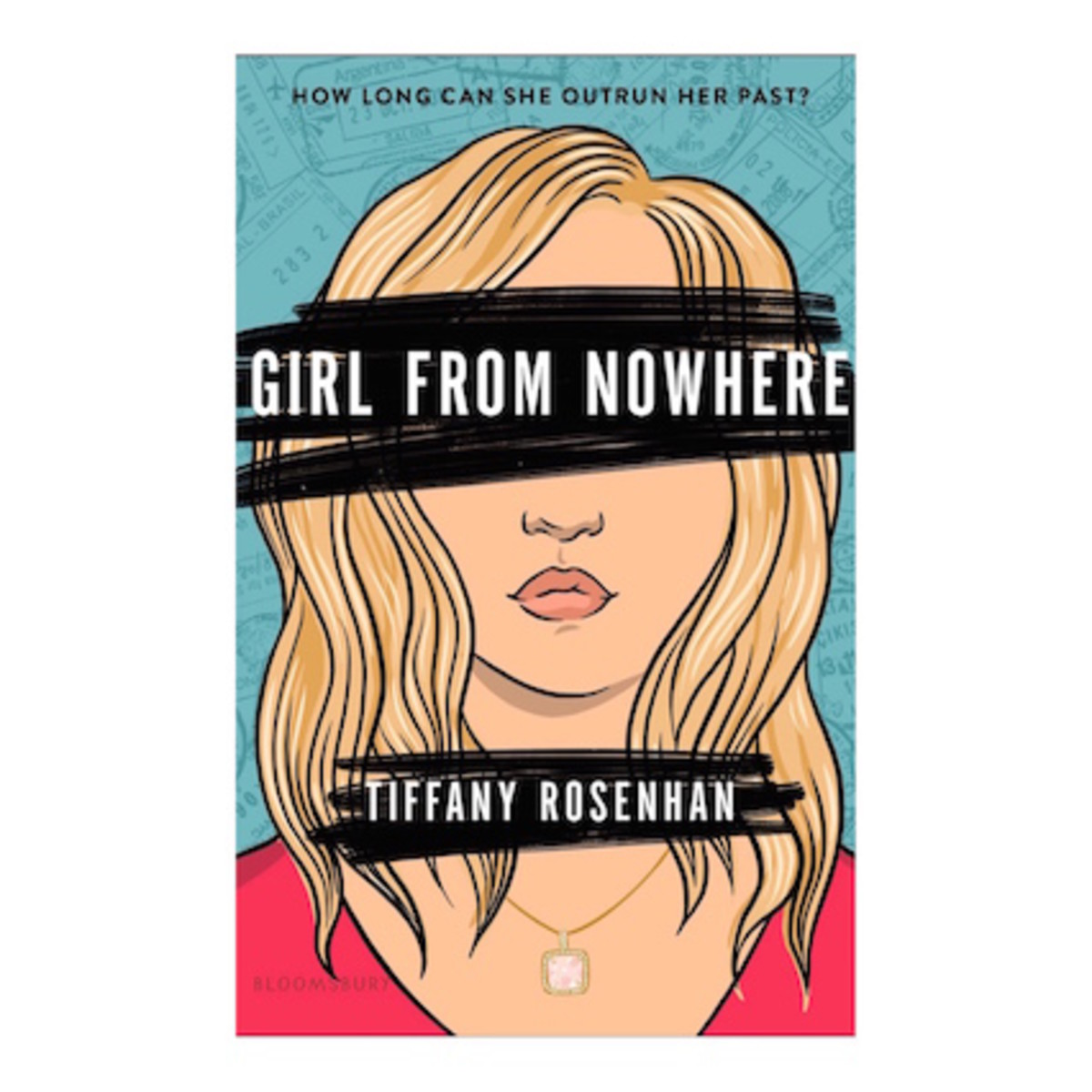 girl_from_nowhere_by_tiffany_rosenhan_cover