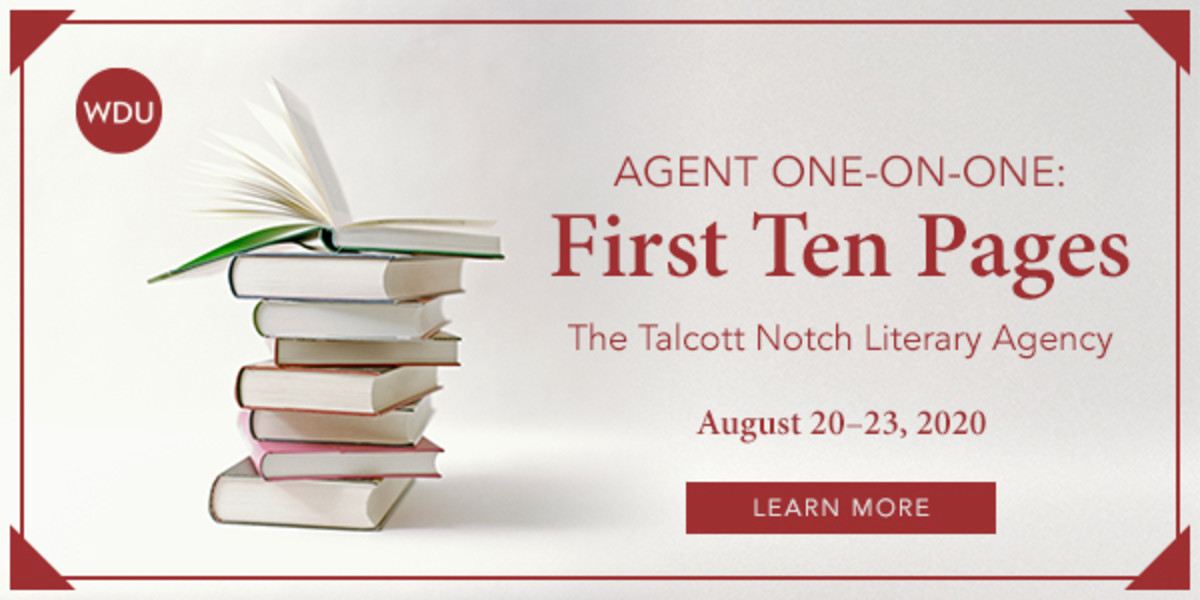 Find out if your book's first ten pages are ready to catch the eyes of an agent in this Writer's Digest University Book Camp.