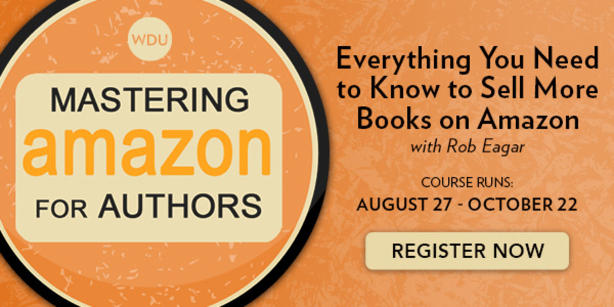 Learn the best ways to sell more books on Amazon with this Writer's Digest University online course.