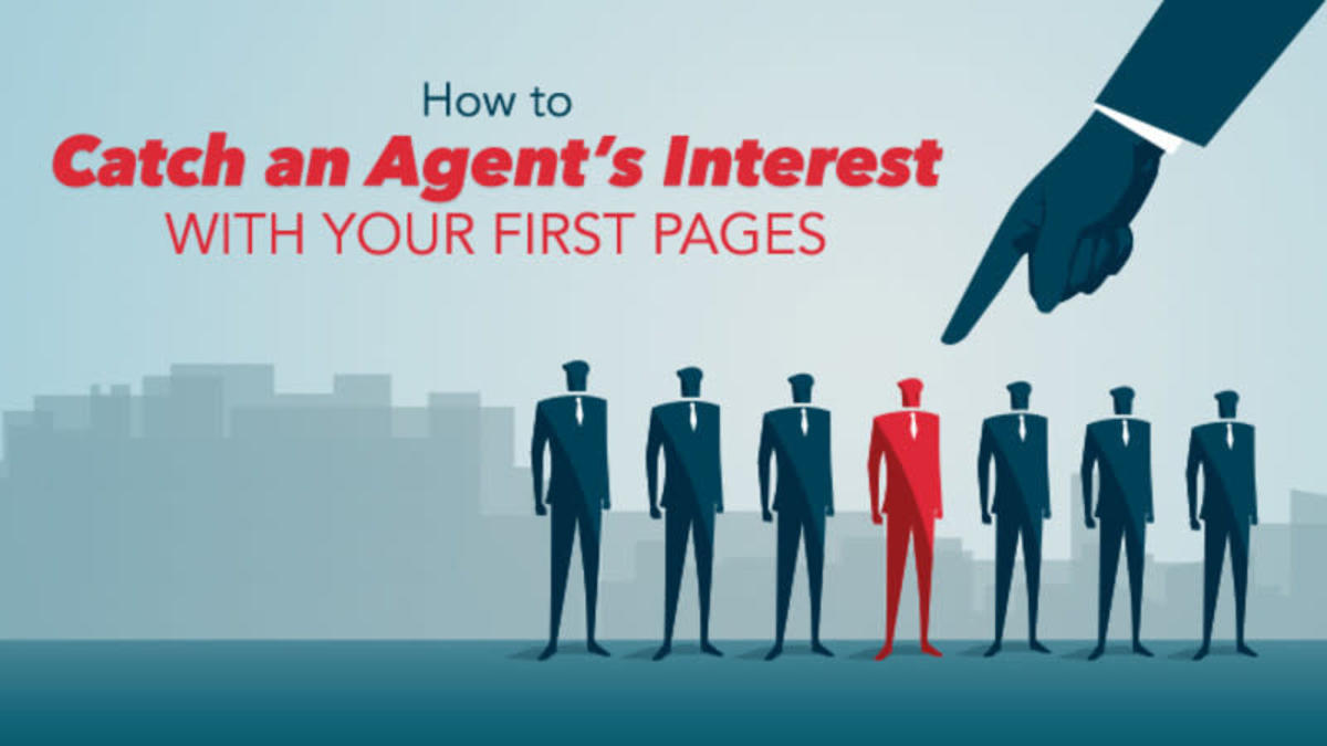 how to catch an agent first pages