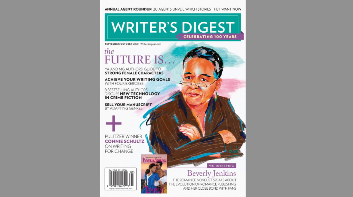 Subscribe to Writer's Digest to stay in the know on future best website lists and other resources for writers.