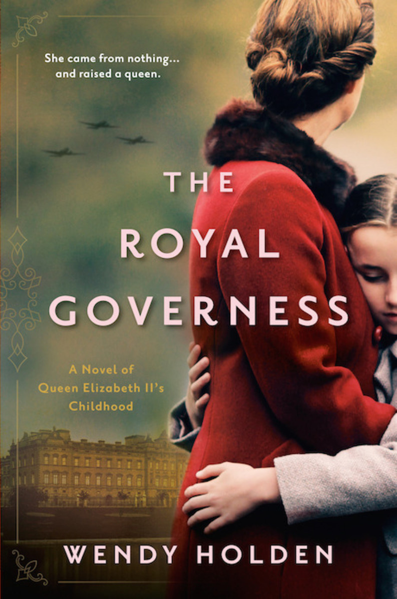 Royal Governess cover by Wendy Holden