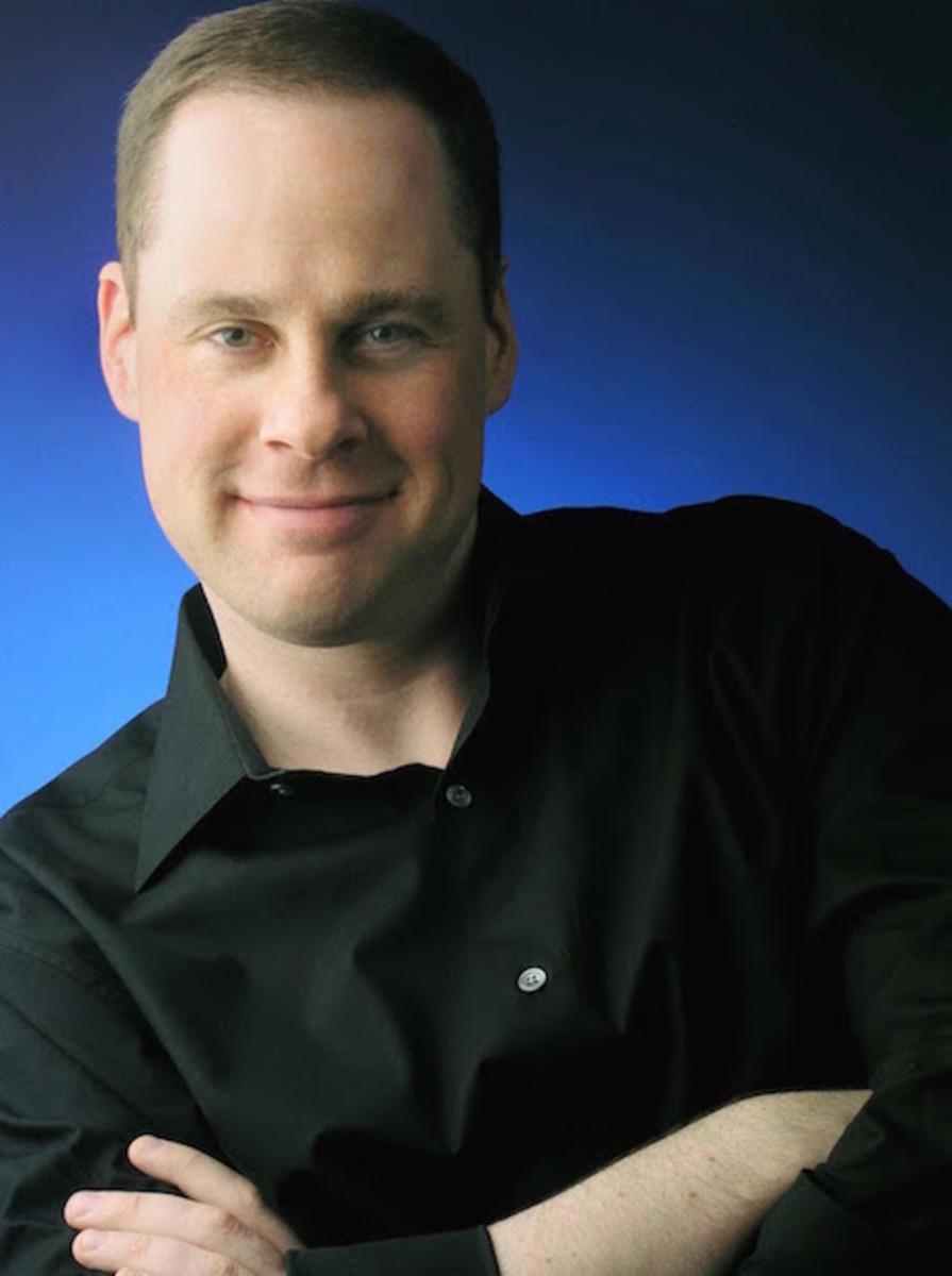 Chris Mooney (photo by Vin Catania)