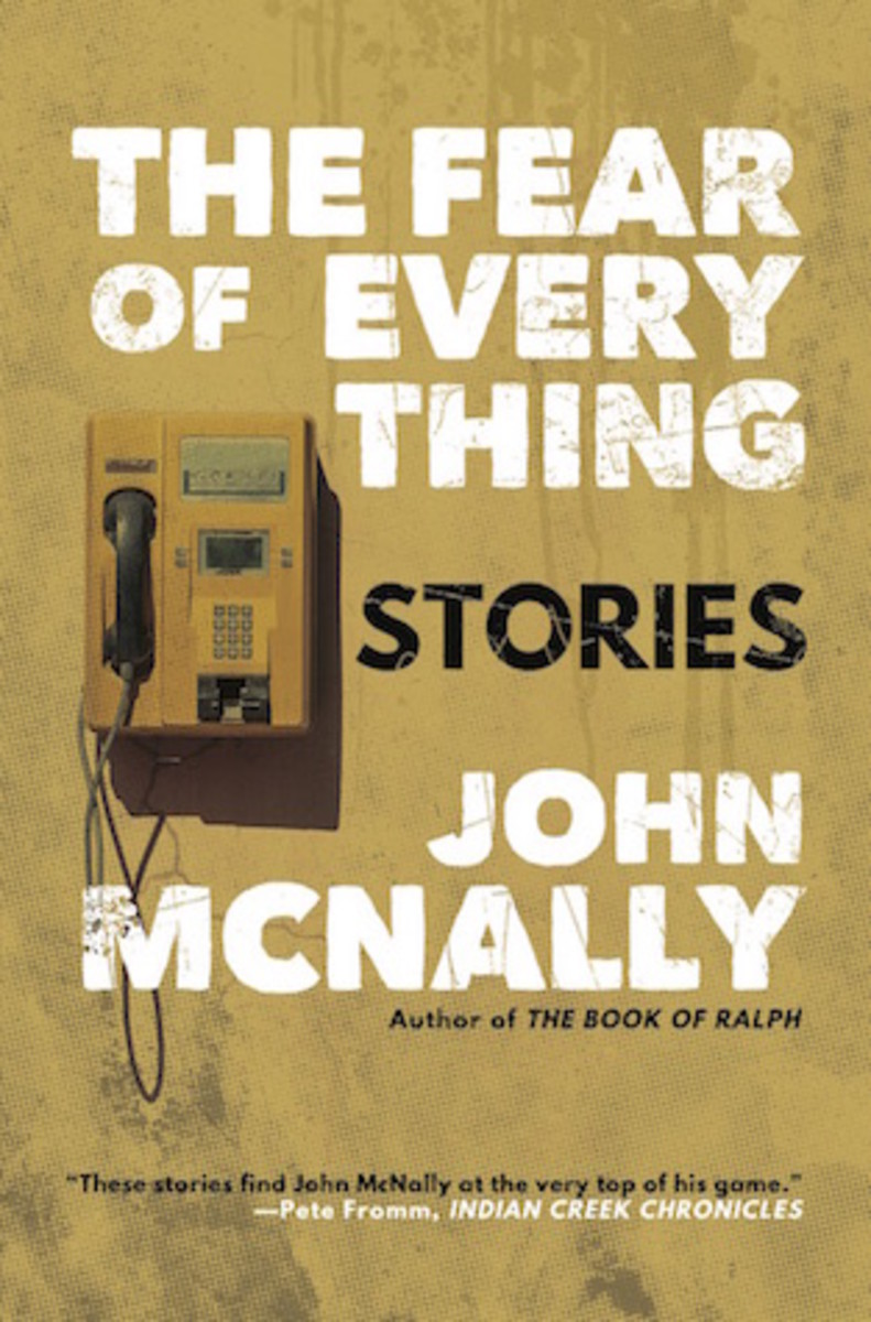 the_fear_of_everything_stories_john_mcnally_book_cover