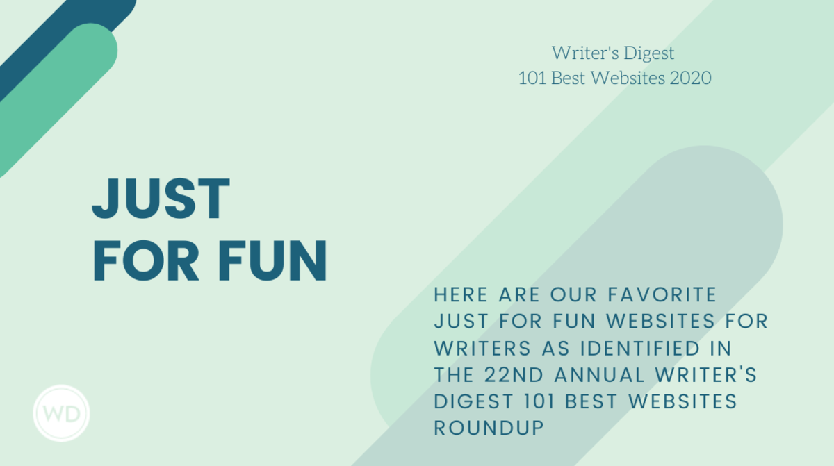 Best Just For Fun Websites for Writers