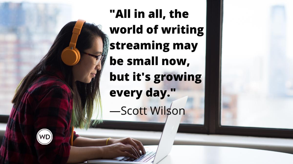 writing_streaming_types_of_writing_streams_scott_wilson