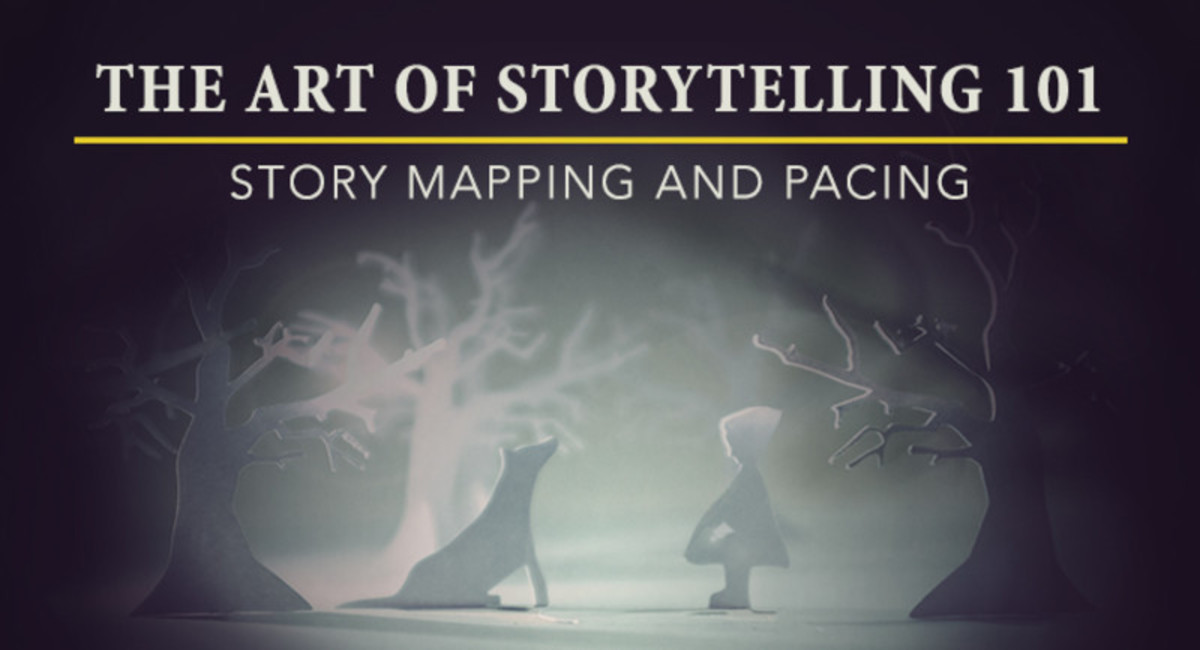 the art of storytelling 101 story mapping and pacing