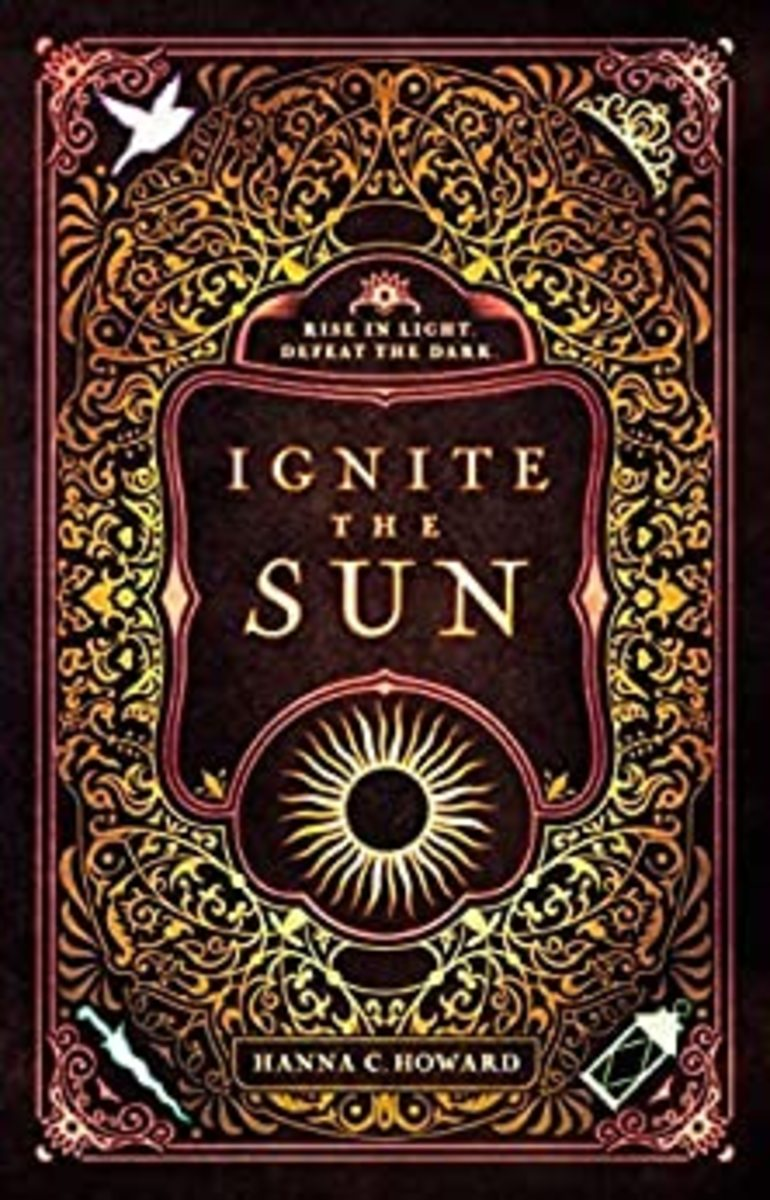 Ignite the Sun cover