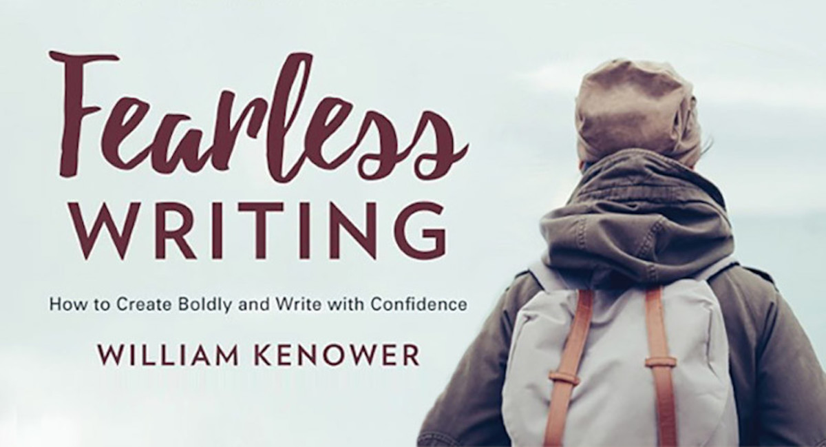 Are you ready for several techniques you can use to keep yourself in the creative flow and out of the trouble and misery fear always causes?