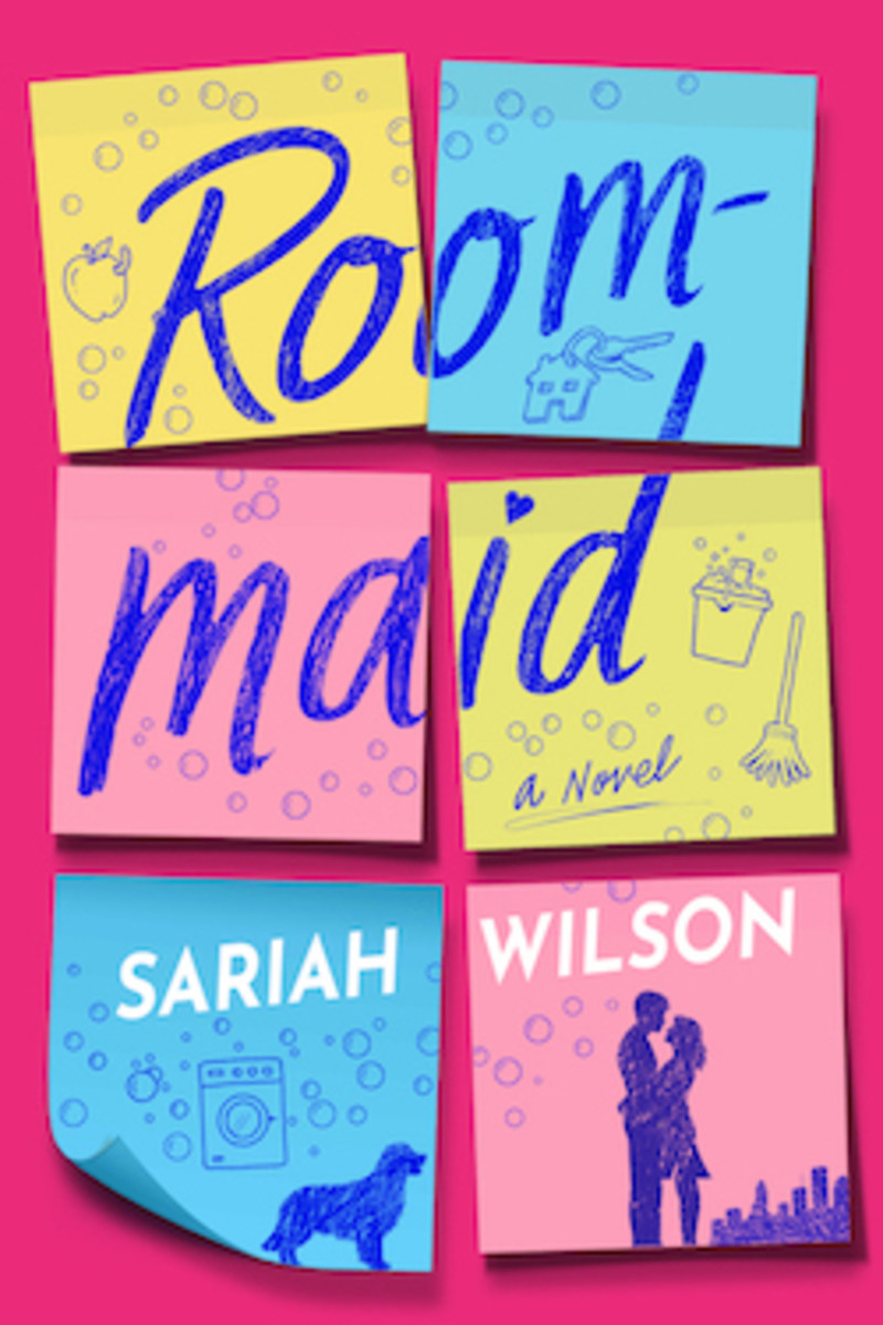 ROOM_MAID_sariah_wilson_book_cover