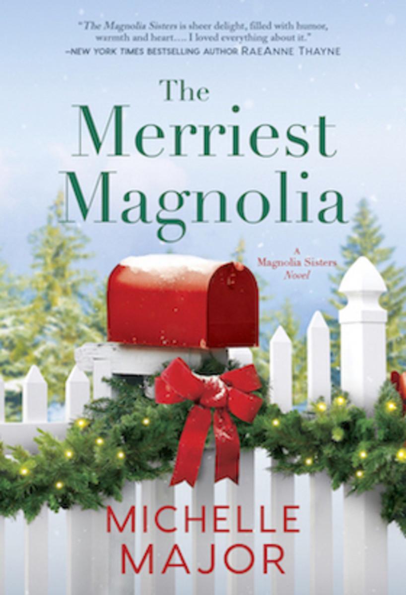 THE MERRIEST MAGNOLIA cover