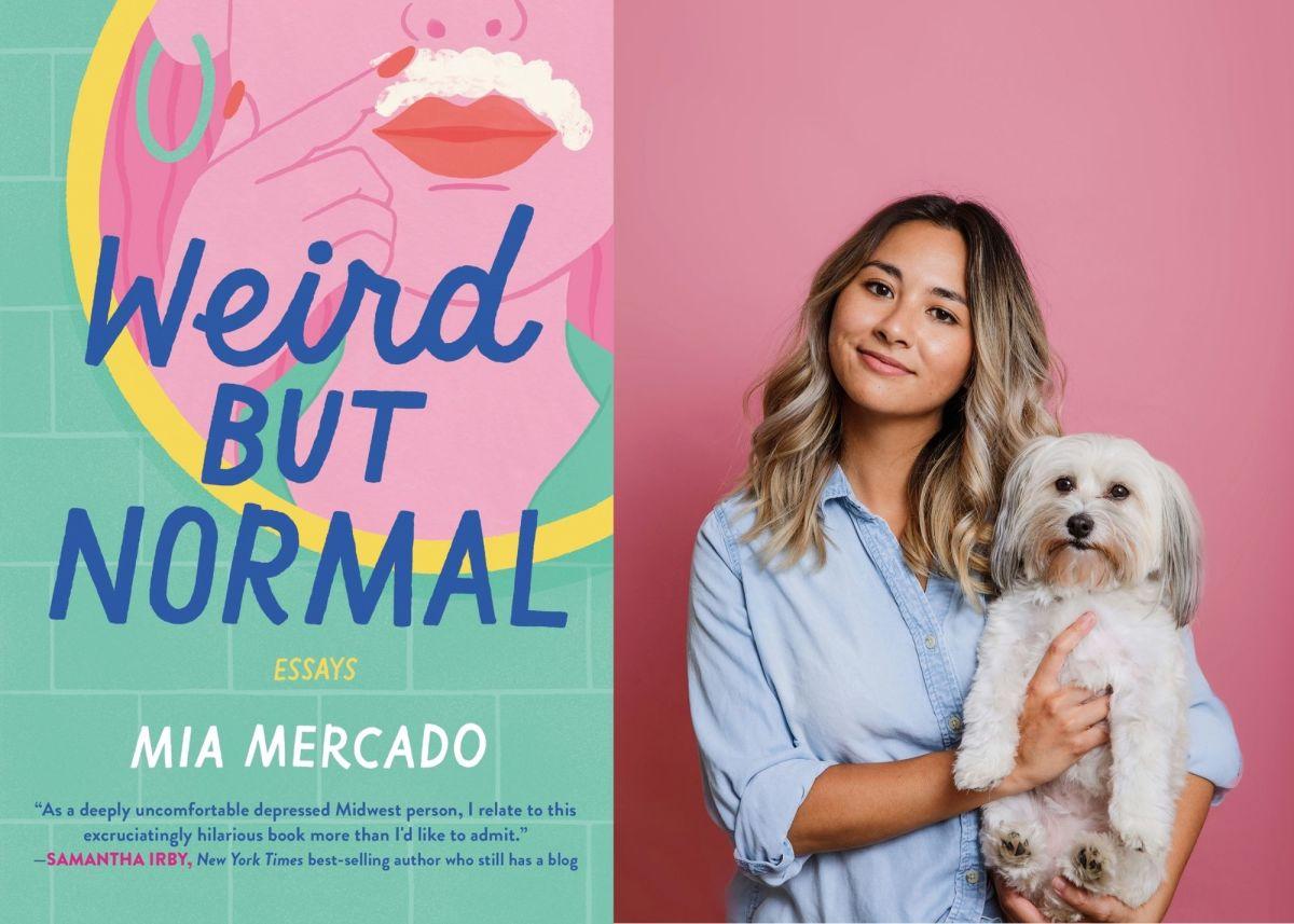 Mia Mercado weird but normal