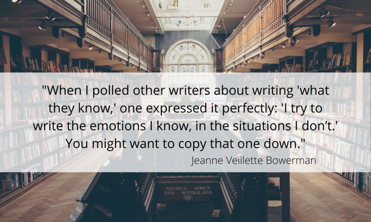 Adapting a true story requires research, honesty, and sometimes, a little bending of the truth. Jeanne Veillette Bowerman shares tips on writing a screenplay based on a true story and the importance of finding the balance between fact and fiction.