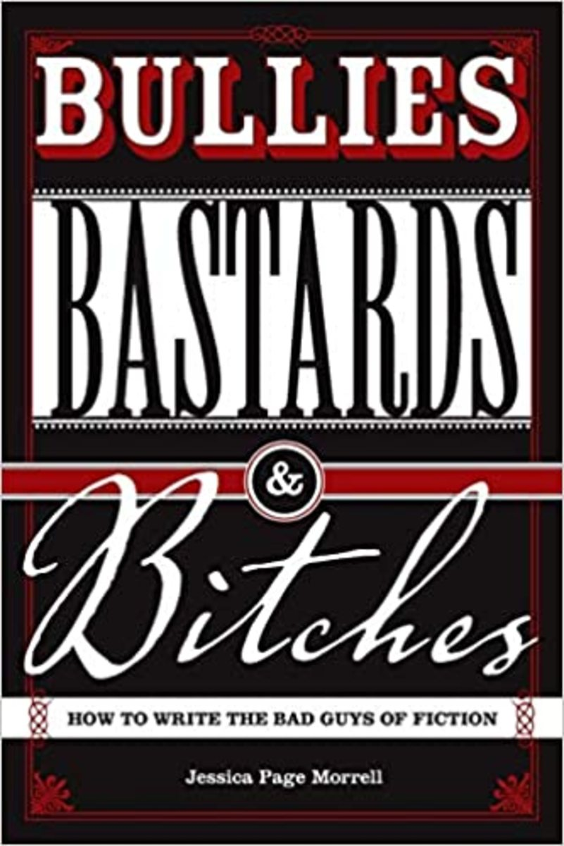bullies_bastards_and_bitches_jessica_page_morrell_book_cover