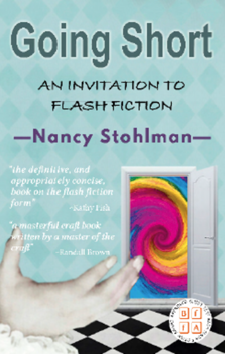 nancy_stohlman_going_short_an_invitation_to_flash_fiction_book_cover