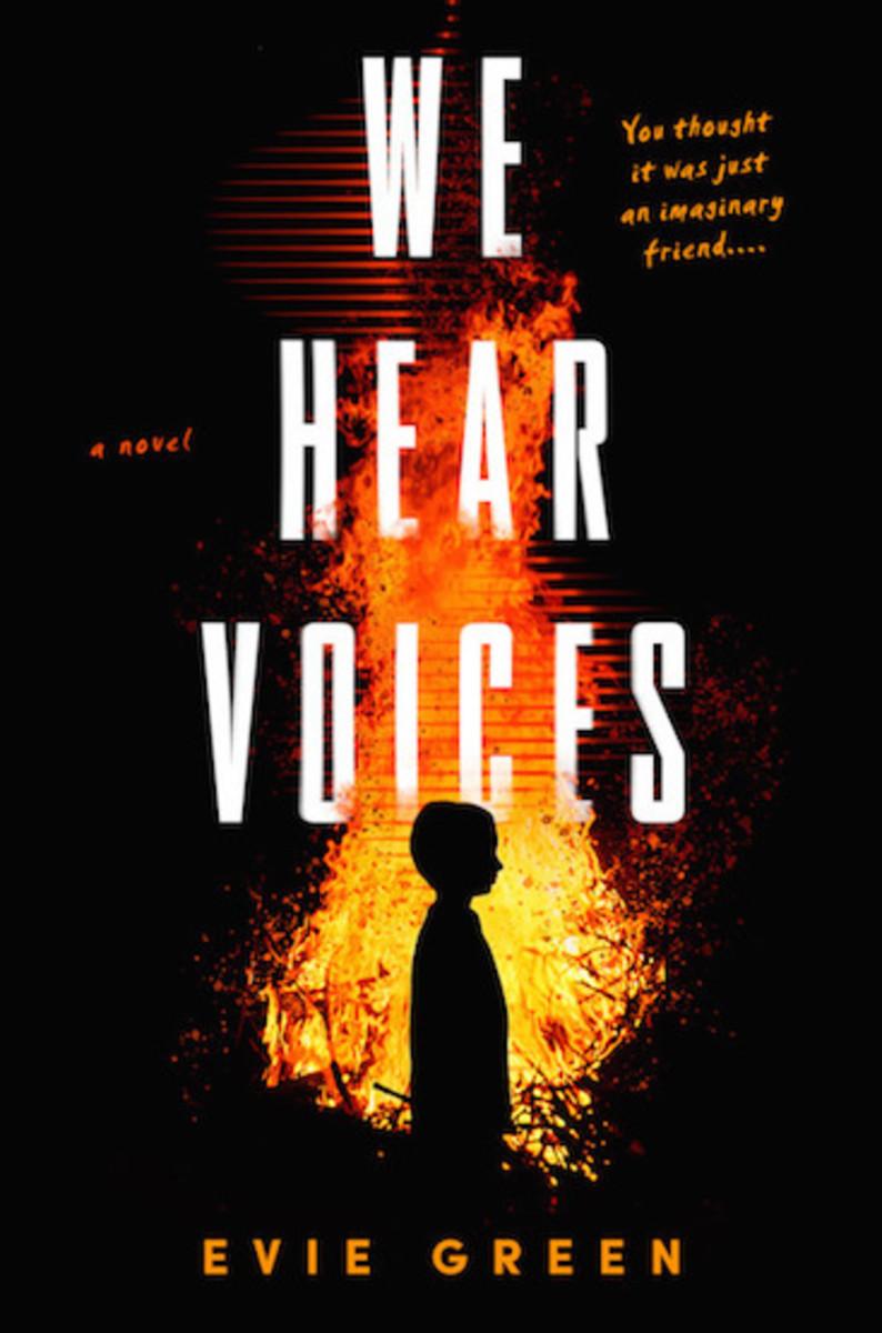 we_hear_voices_novel_evie_green_book_cover