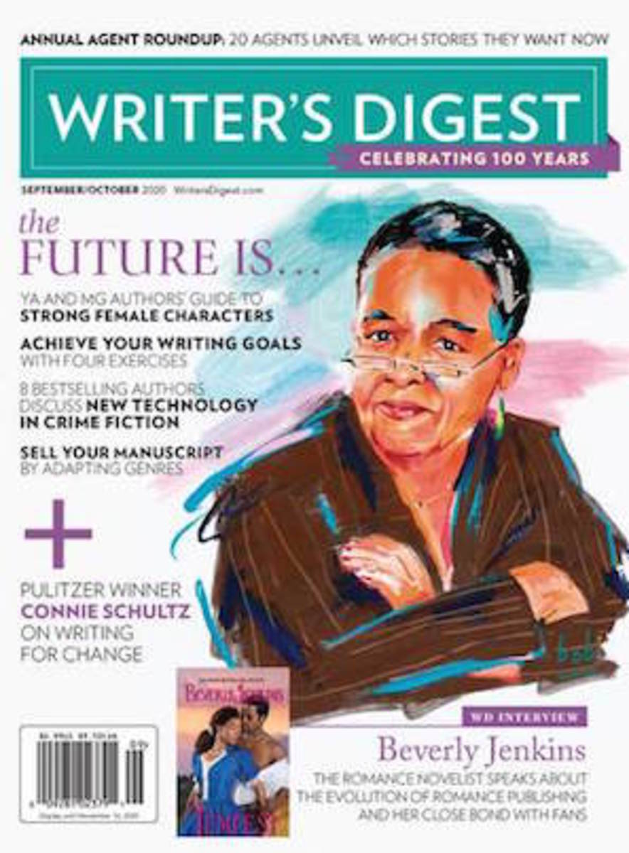 writers_digest_magazine_september_october_2020_cover