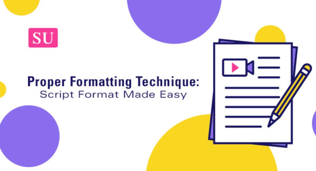 script_format_made_easy