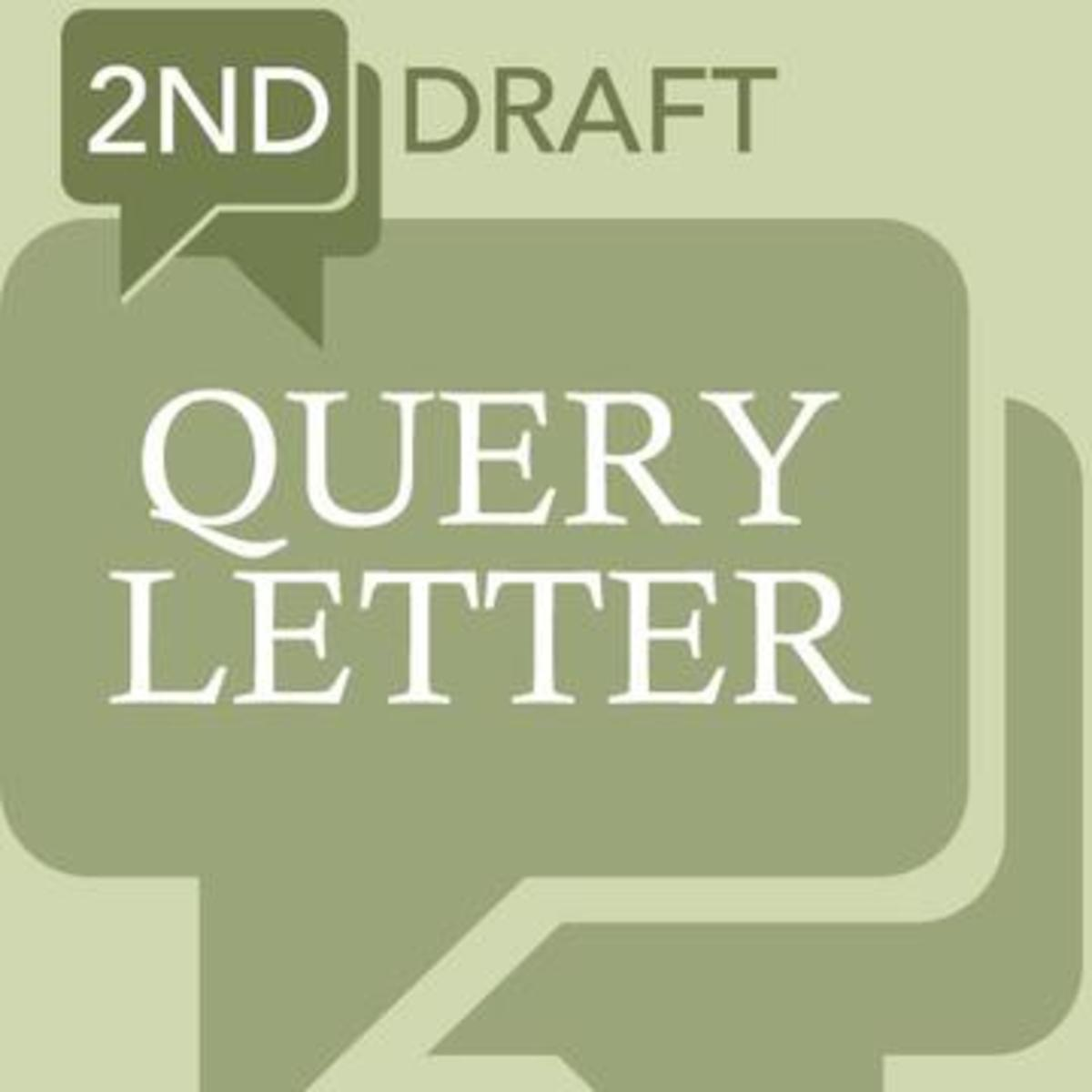 2nd draft query letter