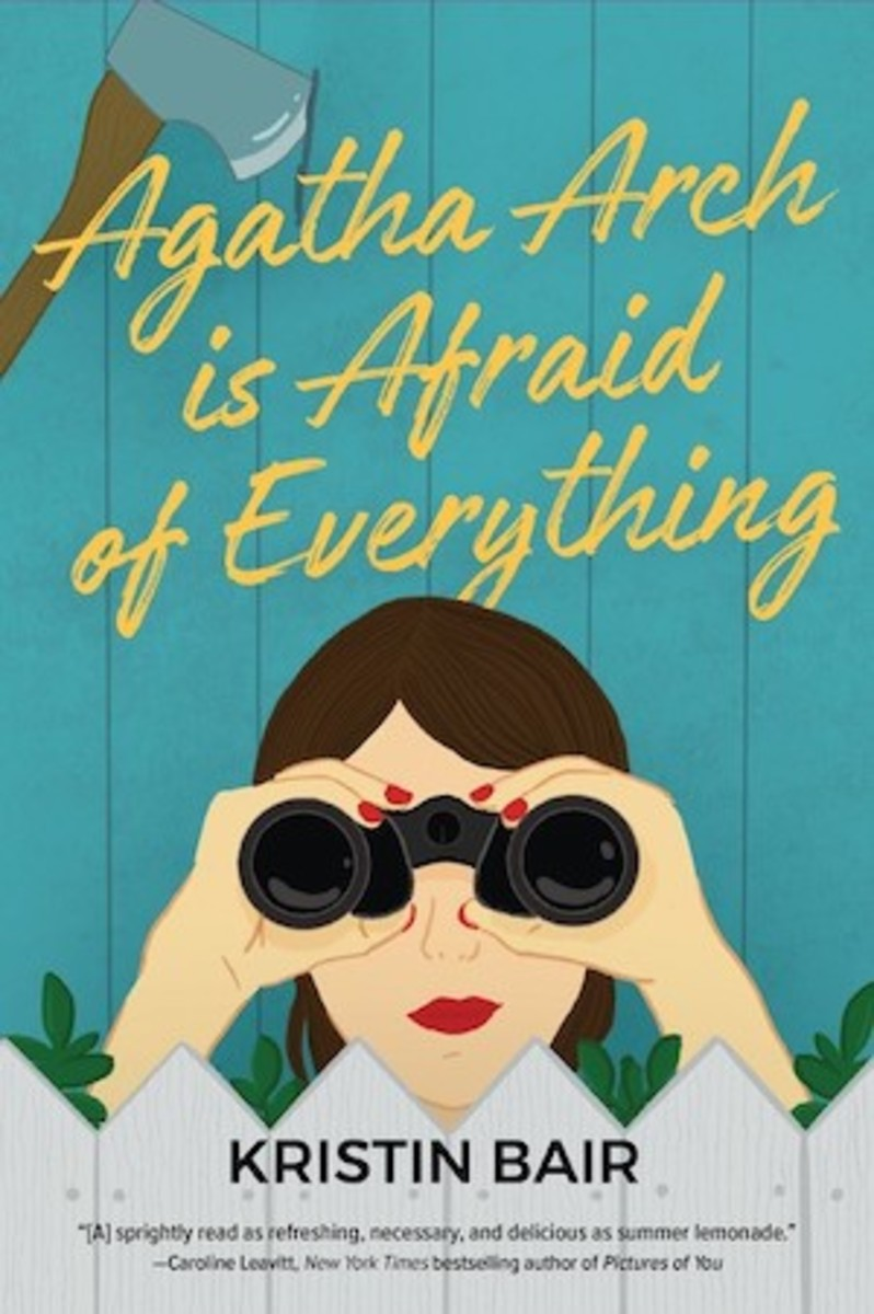 agatha_arch_is_afraid_of_everything_by_kristin_bair_book_cover