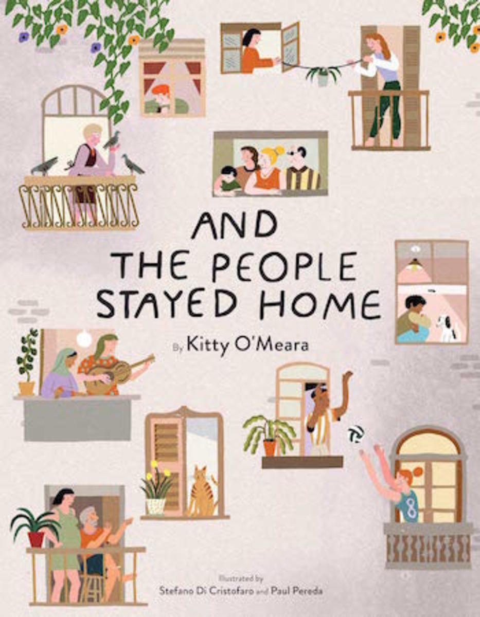 and_the_people_stayed_home_by_kitty_o_meara_book_cover