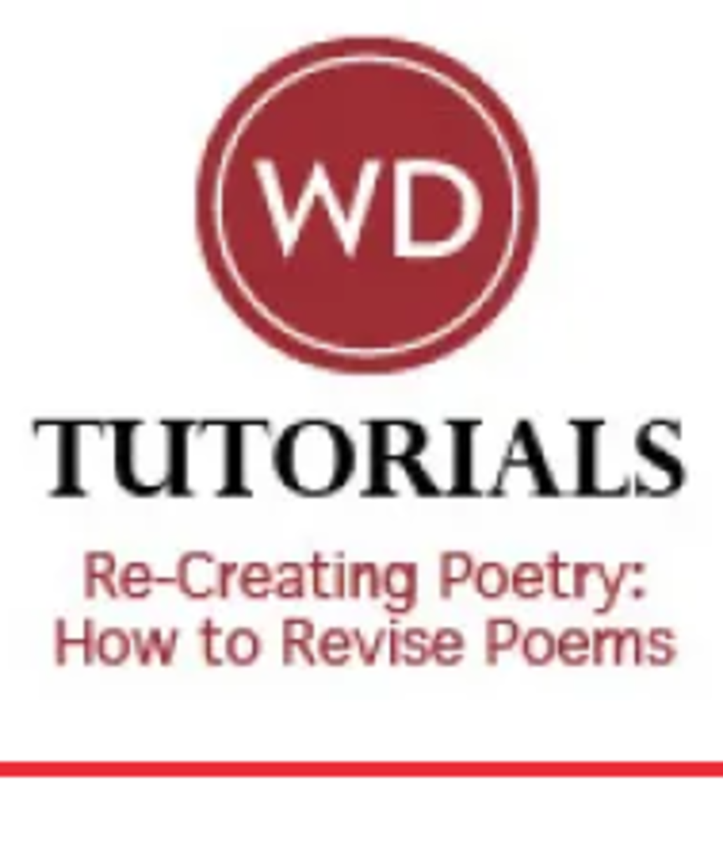 Recreating Poetry How to Revise Poems