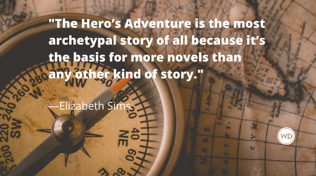 how_to_map_out_your_heros_adventure_or_heroes_journey_in_your_manuscript_elizabeth_sims