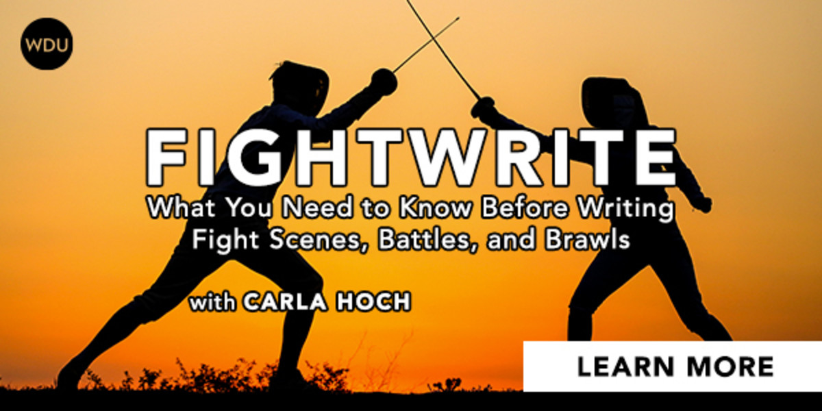 FightWrite: What You Need to Know Before Writing Fight Scenes, Battles, and Brawls