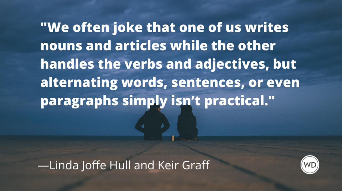 9_questions_about_working_with_a_coauthor_linda_joffe_hull_keir_graff_linda_keir