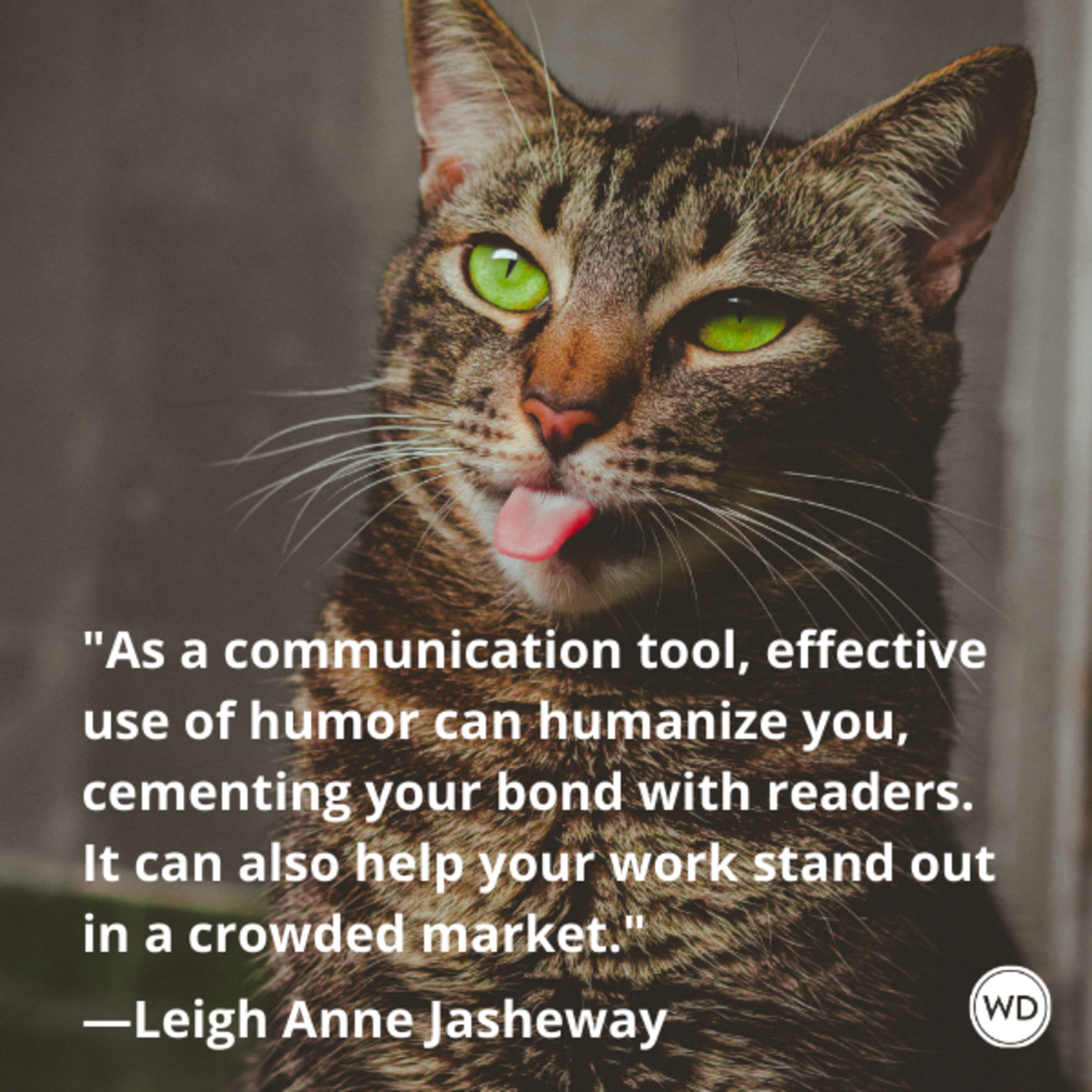 leigh_anne_jasheway_quotes_as_a_communication_tool_effective_use_of_humor_can_humanize_you_cementing_your_bond_with_readers