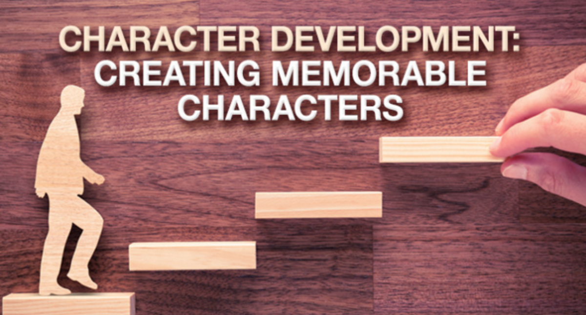 Character Development Creating Memorable Characters