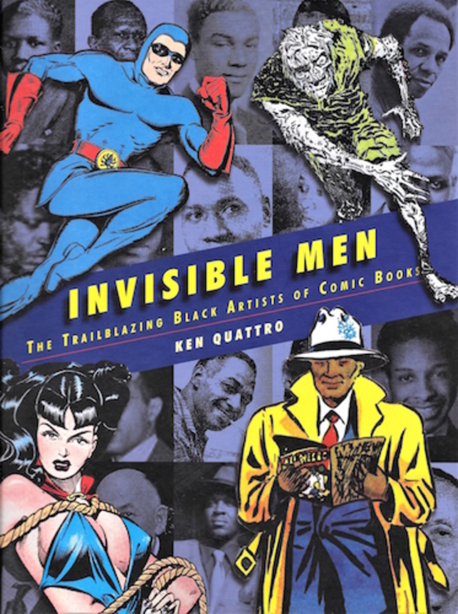 ken_quattro_invisible_men_the_trailblazing_black_artists_of_comic_books_book_cover