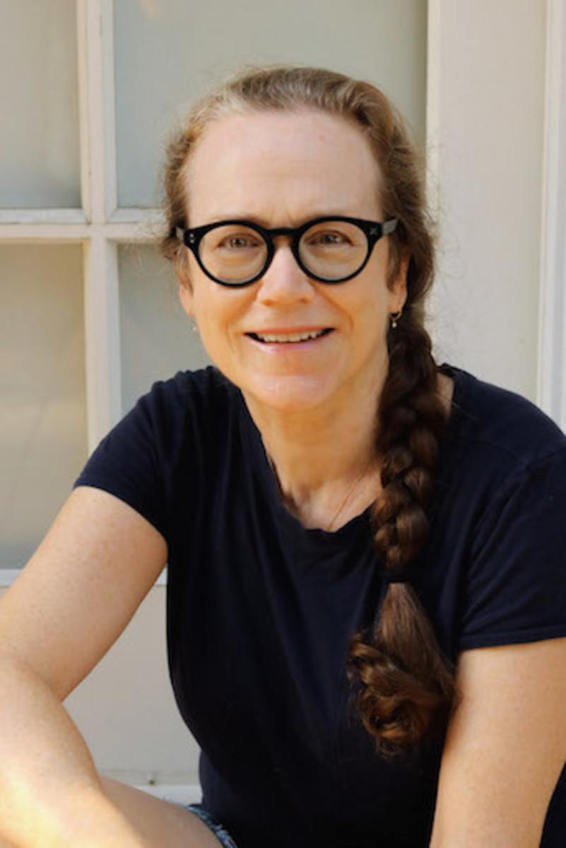 Julia Claiborne Johnson (photo credit Genevieve Whittell)
