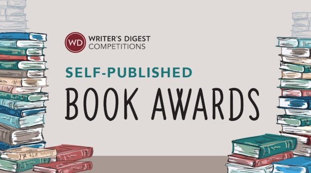 ENTER NOW! Writer's Digest's Self-Published Book Awards is currently accepting submissions. This is the only Writer's Digest competition exclusively for self-published books.