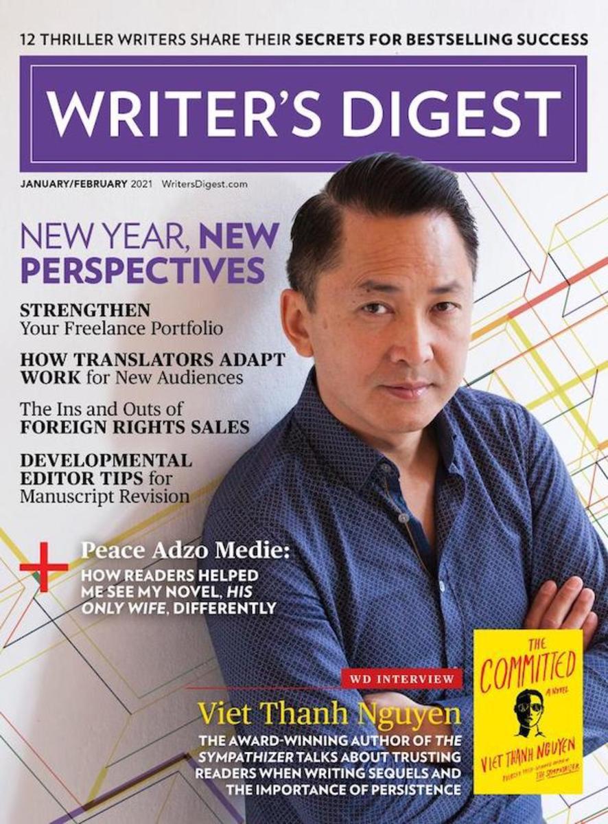 cover january:february 2021