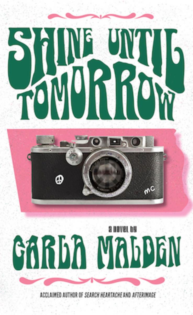 carla malden Shine Until Tomorrow Cover