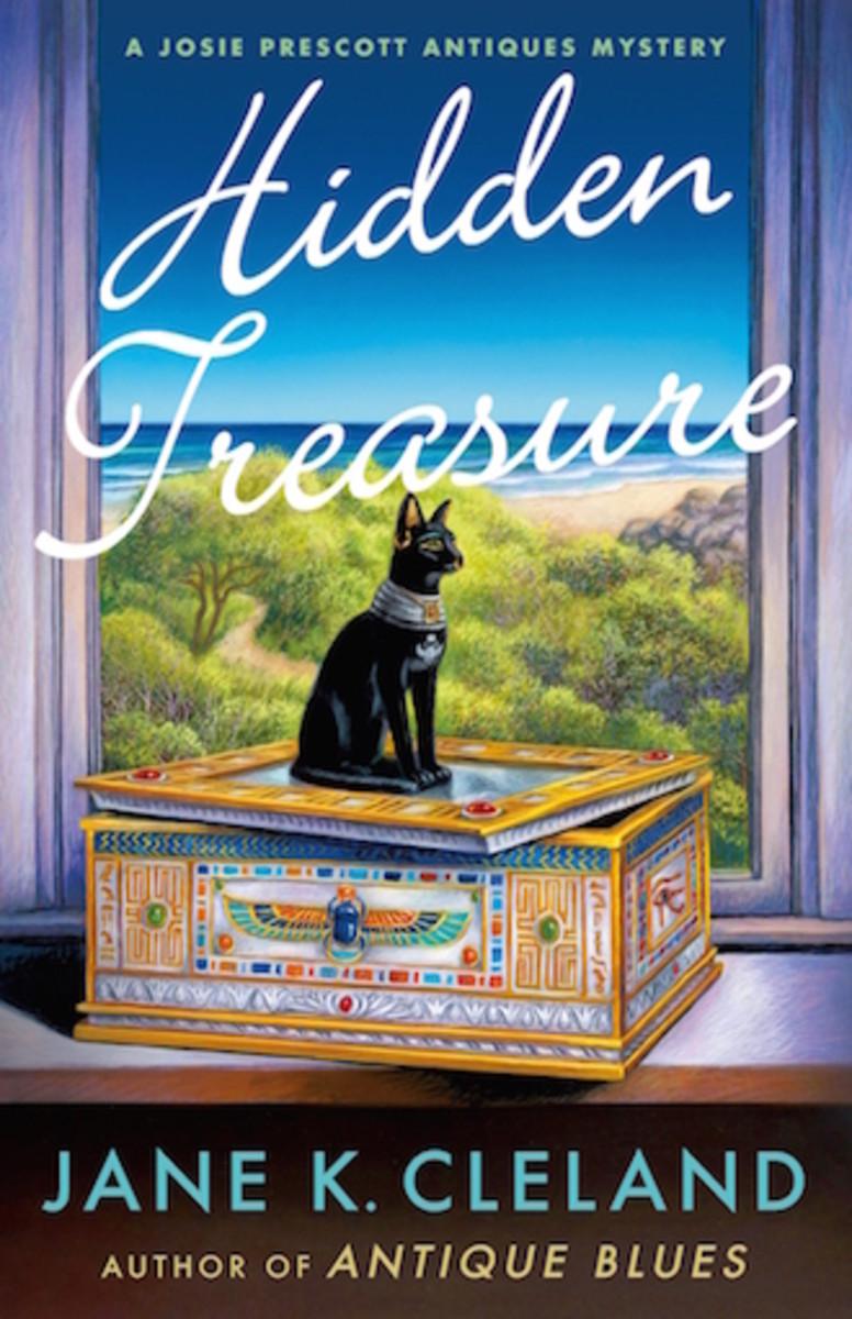 Hidden Treasure cover art