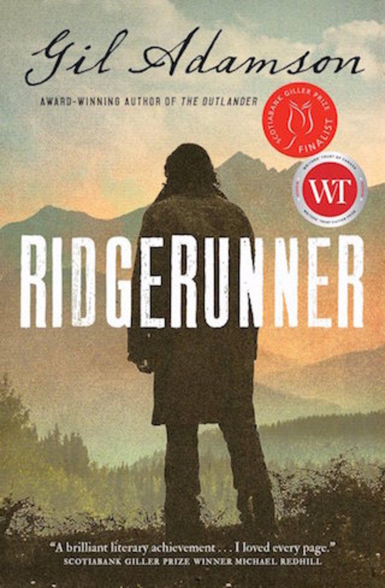 ridgerunner_gil_adamson_book_cover