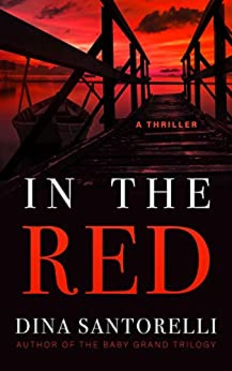 In the Red by Dina Santorelli