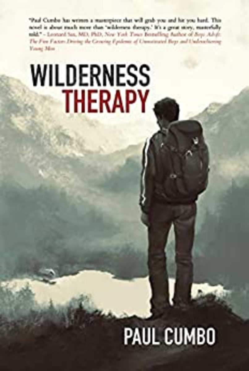 Wilderness Therapy by Paul Cumbo. One Lane Bridge Publications